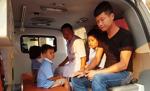 School lunch poisons, hospitalizes 300 kids in northern Vietnam