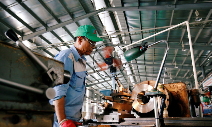 Trade turns growth engine for globalizing Vietnam