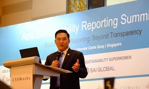 Vietnam insurer shares sustainable development insights at Asian summit