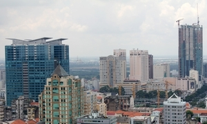 HCMC office rents soar to five-year high