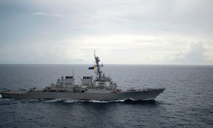Another Cold War? Insights from a close South China Sea encounter