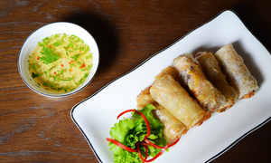 Vietnamese wraps and rolls and where to find them