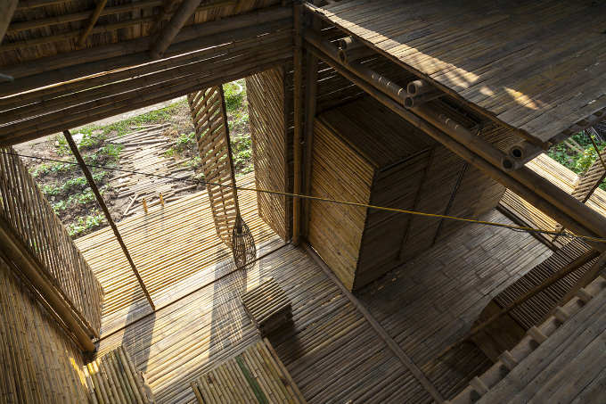 Vietnams bamboo house won prestige German design award - 8