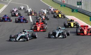 Motor racing-F1 race director sees Vietnam on track for 2020 debut