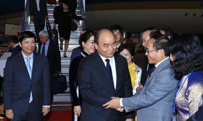 PM Phuc highlights Japan's role in maintaining peace in South China Sea