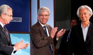 Americans Nordhaus, Romer win Nobel Economics Prize