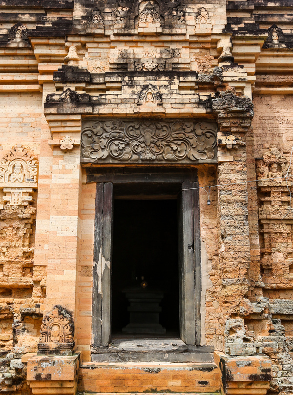 A temple in southern Vietnam reflects an Indian past - 2