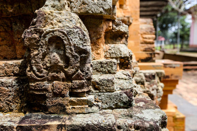 A temple in southern Vietnam reflects an Indian past - 7