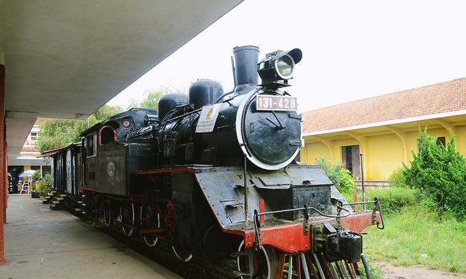 A ghost train to return to life in central Vietnam