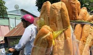 A giant bread in Vietnam among world's 15 weirdest foods
