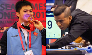 Vietnamese cueists among biggest moneymakers in billiards