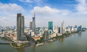 Downtown HCMC proving increasingly elusive for apartment developers