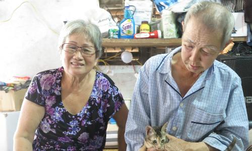 Saigon woman gets back with gender bender husband