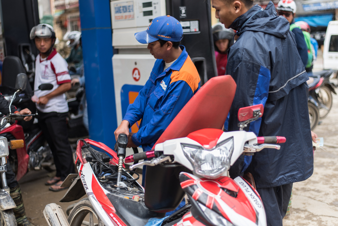 Fuel tax to up Vietnam inflation by 1.6 percent