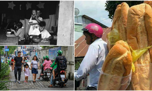 Weekly roundup: Hanoi history, traffic talks, giant banh mi and more