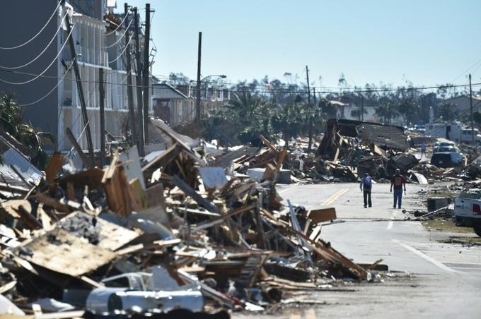 Hurricane Michael death toll hits 13