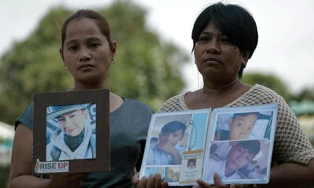 Filipinos deeply conflicted on Duterte's drug war