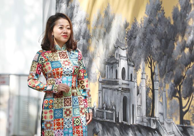 Hanois century-old high school draped in modern graffiti of ancient relics - SEN (unedited) - 9