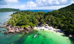 Storm season on central Vietnam beaches? Head south then