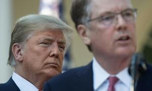 US sets new trade talks with EU, Japan, Britain