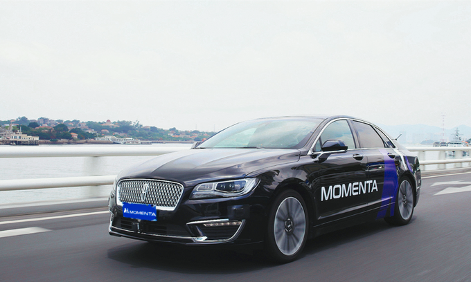 Momenta, China's first autonomous driving unicorn company