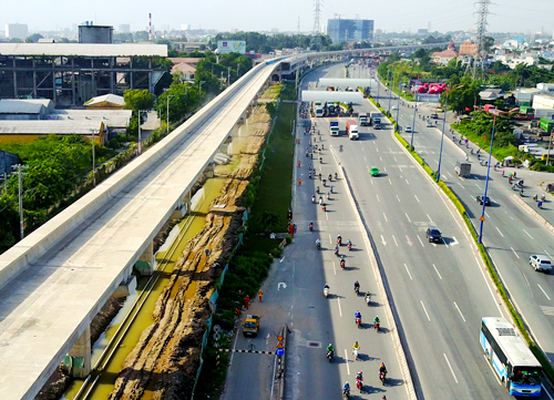 Saigon's first metro line will not open on schedule