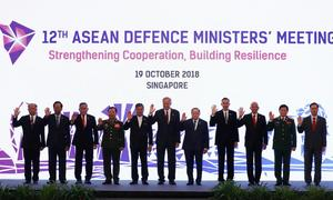 Southeast Asia hails world's first multilateral air encounter code