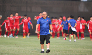 Vietnamese coach sets sights high in regional football contests