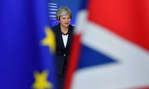 Worried Britons to rally for new Brexit vote