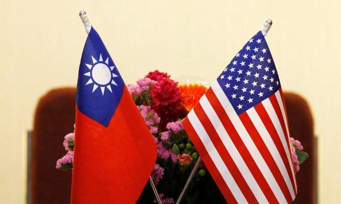 US weighs new warship passage through Taiwan Strait