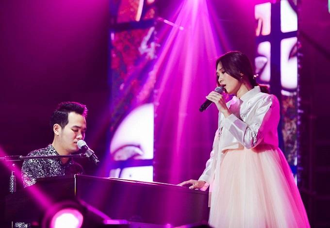 Vietnamese diva My Tam performs live to full house South Korea - 3