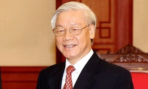 History in the making: Party chief set to become Vietnam's new president