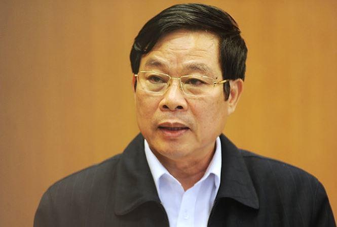 Vietnam dismisses former information minister with retrospective effect