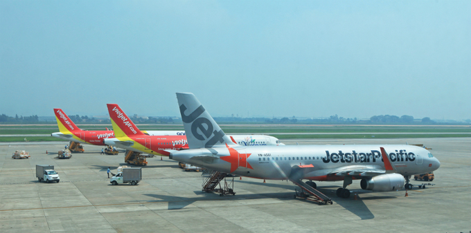 Vietnam retains current price ceilings on domestic flights