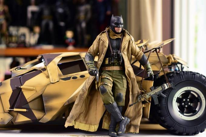 Collecting action figures, an expensive hobby in VietnamCollecting action figures, an expensive hobby in Vietnam - 6