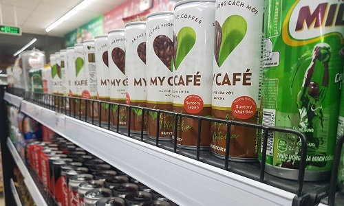 New product could wake up soporific canned coffee market