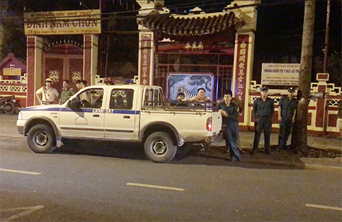 Saigon restaurant managers arrested for pimping