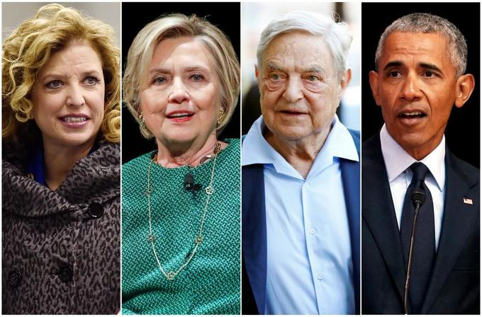 Obama, Clinton among targets of suspected bombs ahead of US election
