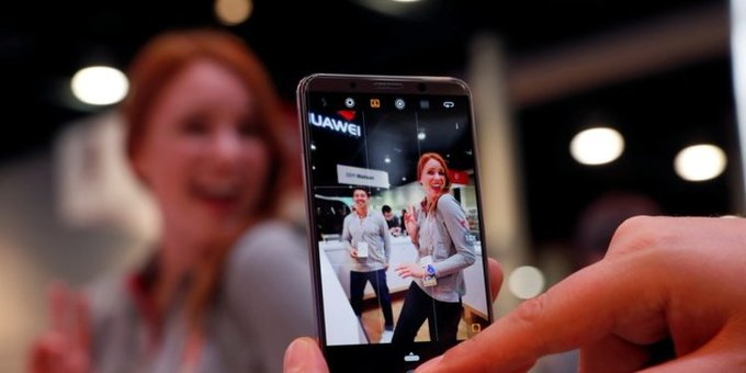 Worried about Trump iPhone eavesdroppers? China recommends a Huawei
