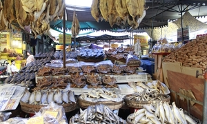 Explore the 'Kingdom of fermented fish' in Mekong Delta