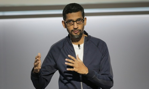Google says fired 48 for sexual harassment over two years