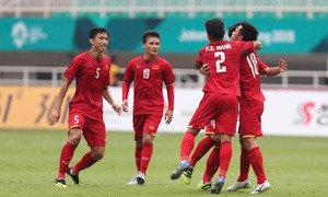 Vietnamese men's football team tops Southeast Asia in FIFA rankings