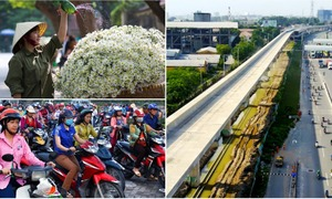 Weekly roundup: New president, FDI side effects, Hanoi in the fall and more