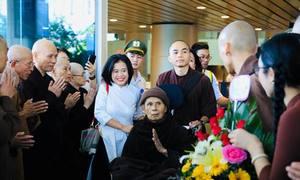 Zen Master Thich Nhat Hanh returns to Vietnam