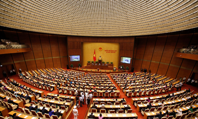 Land info, leaders' bio not state secrets, Vietnam MPs aver