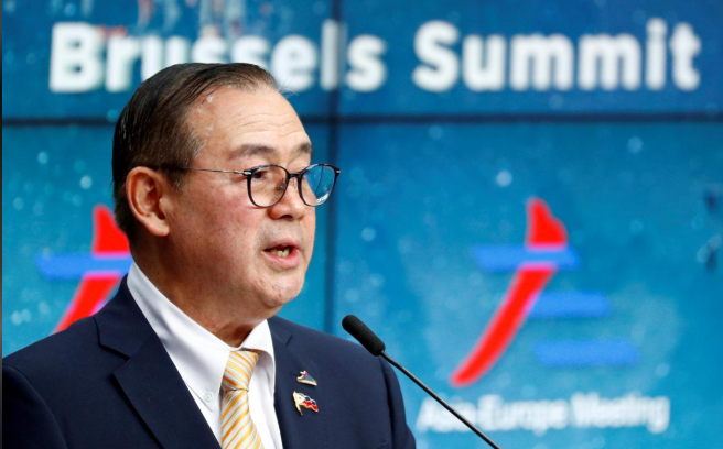 Philippines doubts ASEAN, China can come up with legally binding S. China Sea code