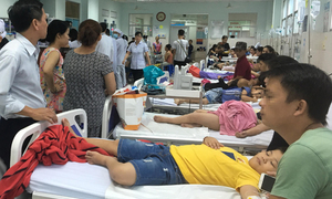 55 children suffer food poisoning after meal in Saigon church