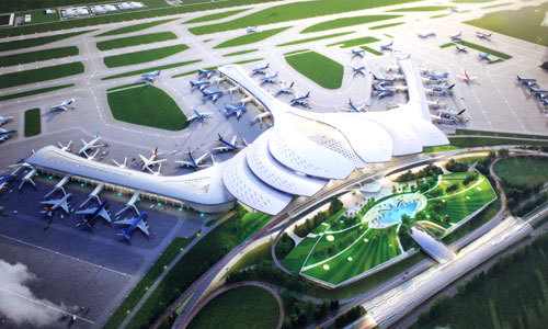 Vietnam's mega airport project to get site clearance funding soon