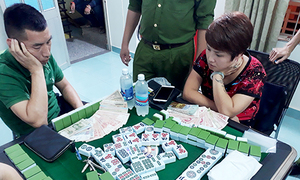 Chinese nationals arrested in mahjong gambling bust in Vietnam