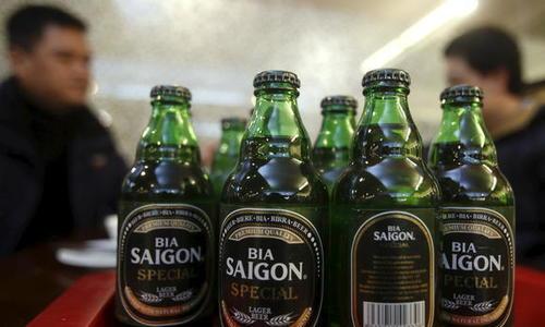Profits down at Vietnam's largest brewer